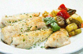 белая рыба